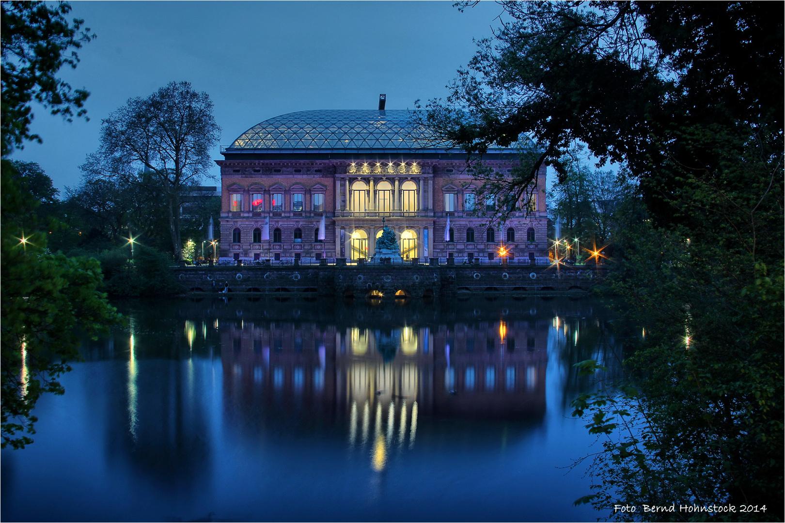 K21 bzw. Ständehaus Düsseldorf ...