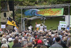 K21 Stuttgart: Walter Sittler spricht am 29.09.12