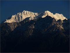 kabru süd (7317 m) & kabru nord (7338 m)