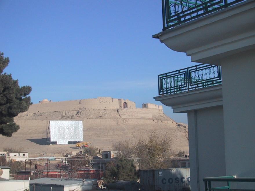 Kabul Palace