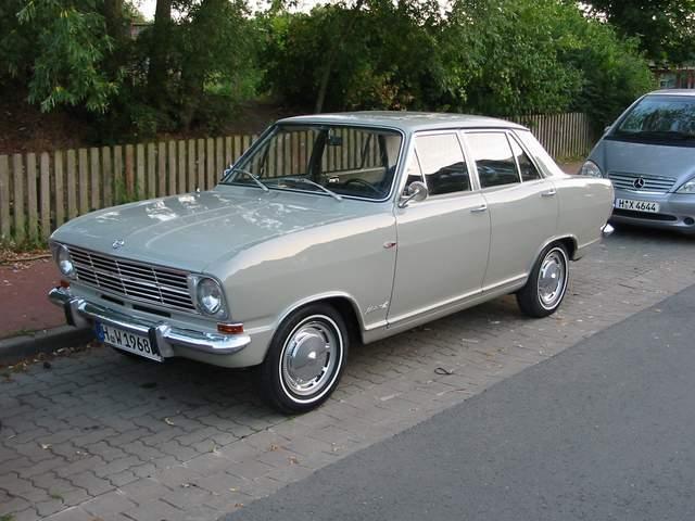Kadett-B-L von 1968