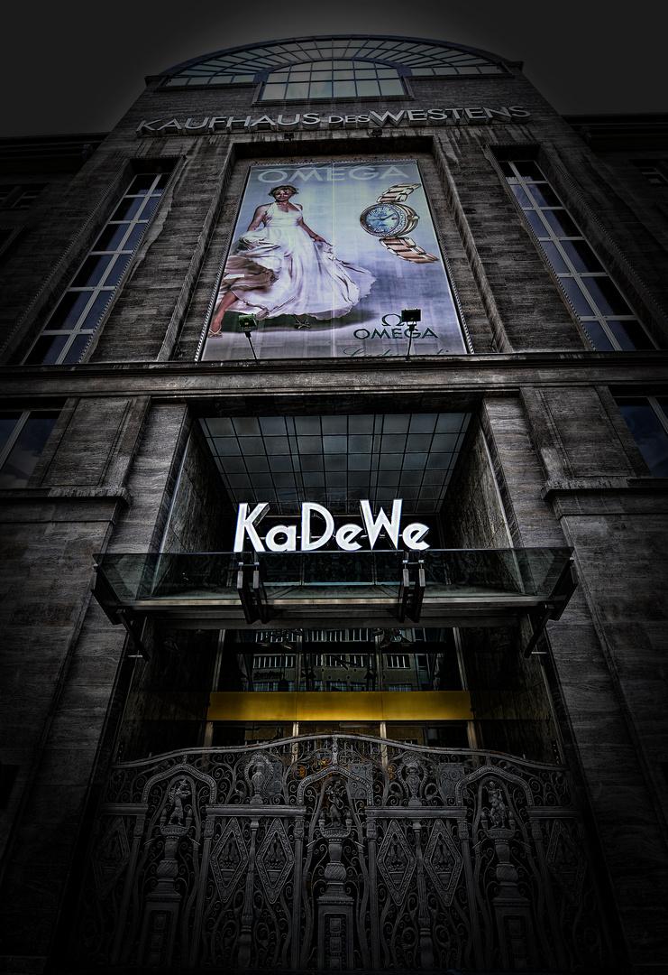 KaDeWe Berlin.