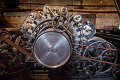 Kadier-Maschine