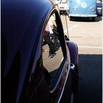 Käfer 1968 und VW Bus Pritsche 1955