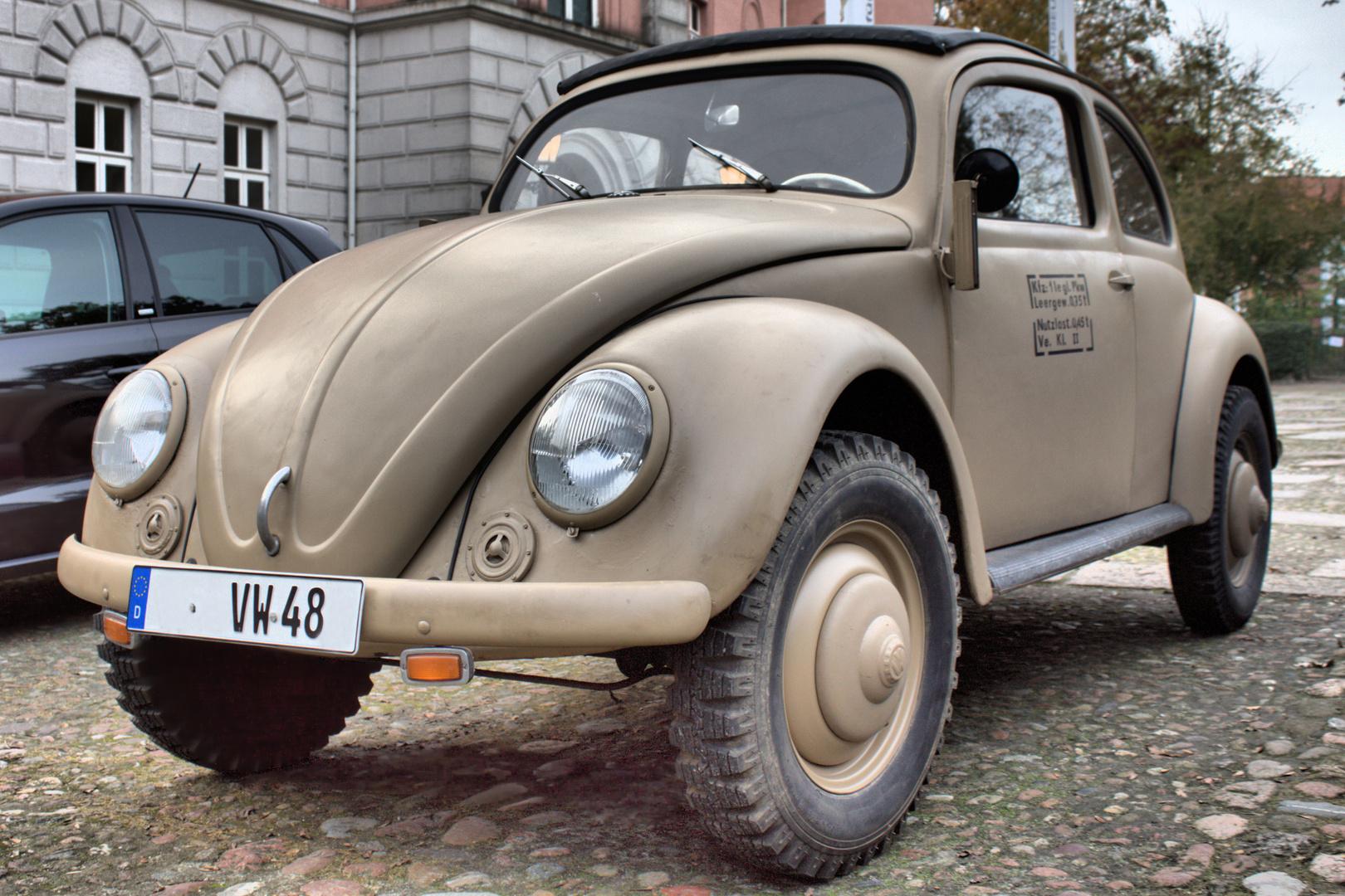 Käfer-Military Version