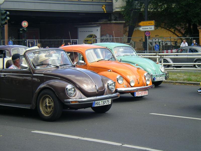 Käfertreffen in Berlin 30. Juli 2005 2