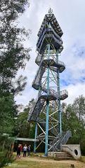 Käflingsbergturm - Müritz Nationalpark