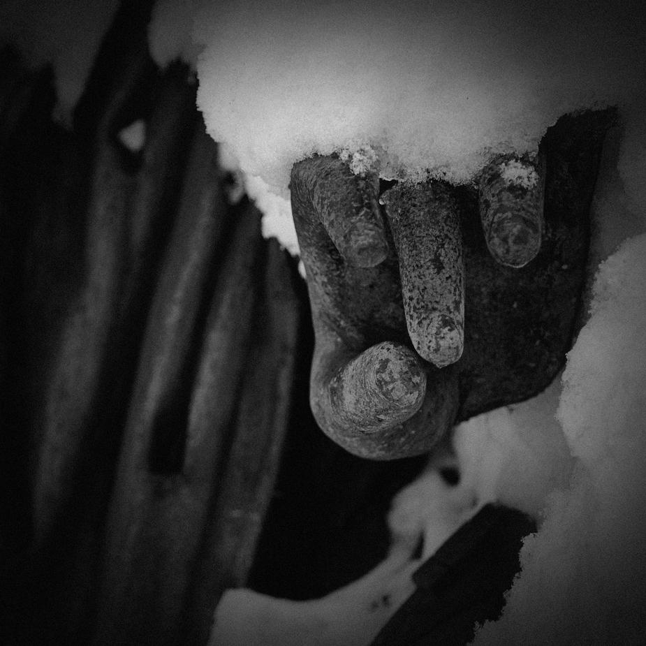 Kälte des Todes...