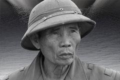 Kämpfer in Vietnam