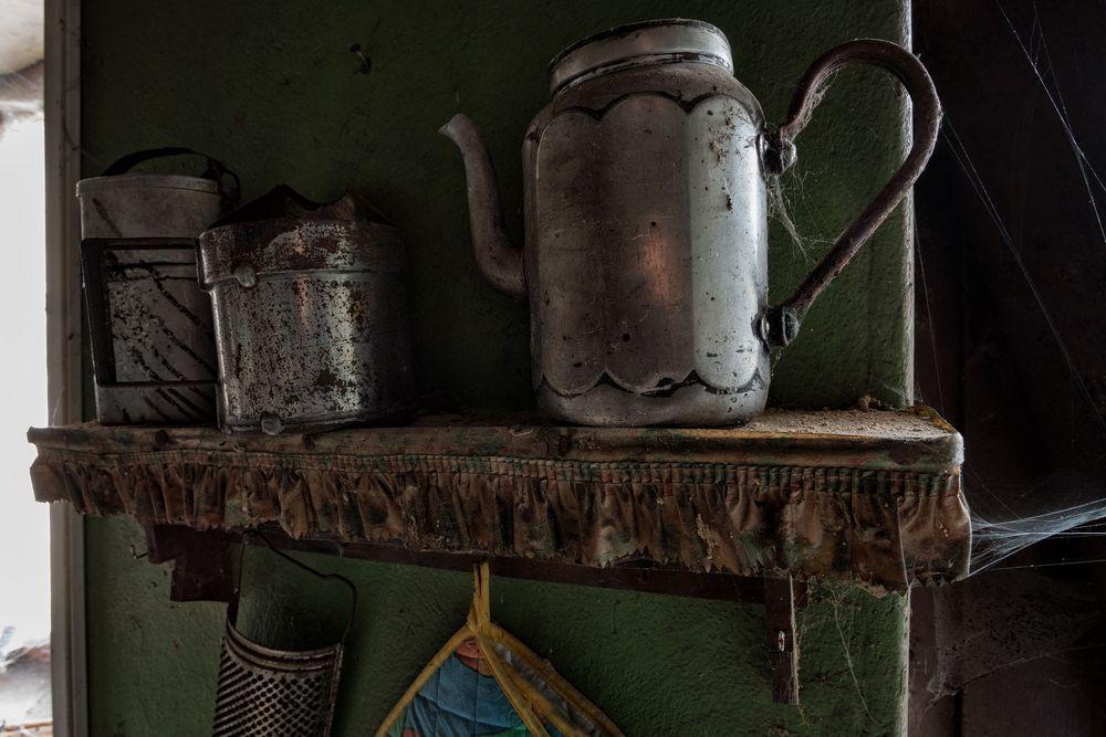 Kännchen Kaffee...