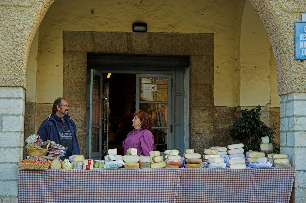 Käse in Palma