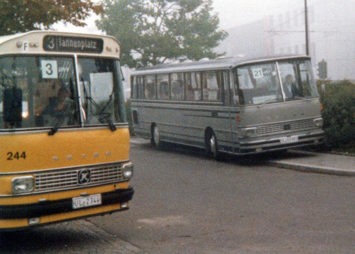 Kässbohrer Setra Busse
