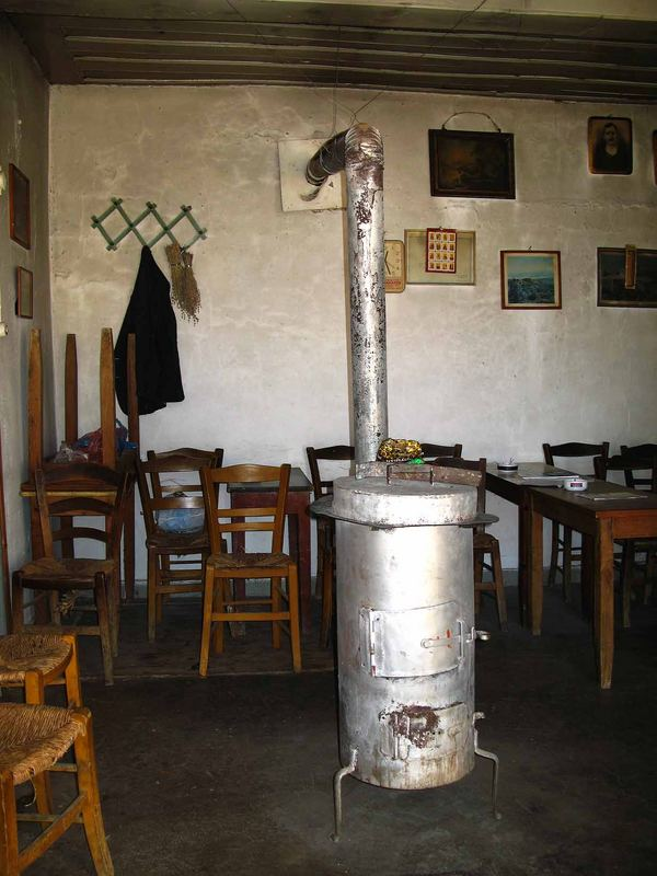 Kafeníon in Stavrinides SAMOS/Greece