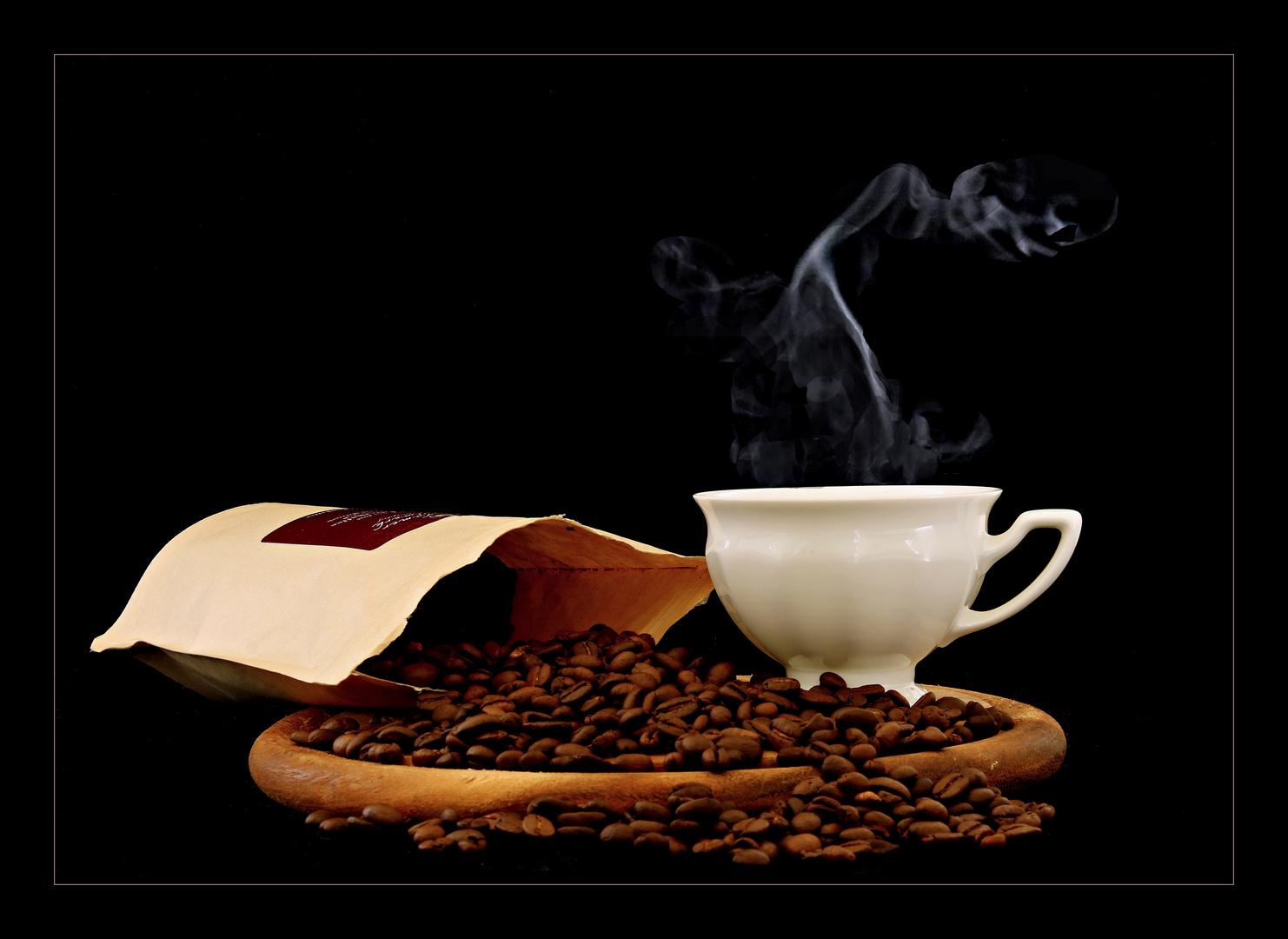 Kaffee ...