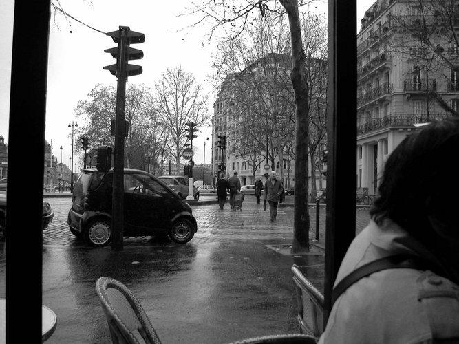 Kaffee-Paris