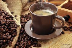 Kaffee pur