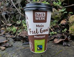 """Kaffeebecher: """"Mein Feel Good Moment"""" – fehlgeschlagen"""