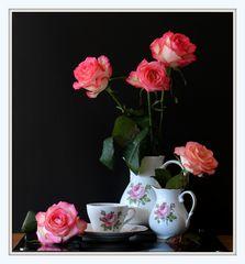 Kaffeepause...