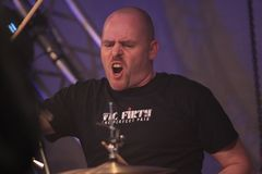 Kai Weger  - Drums -