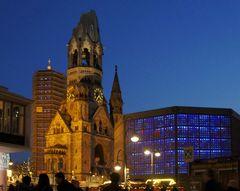Kaiser-Wilhelm-Gedächtniskirche in Berlin