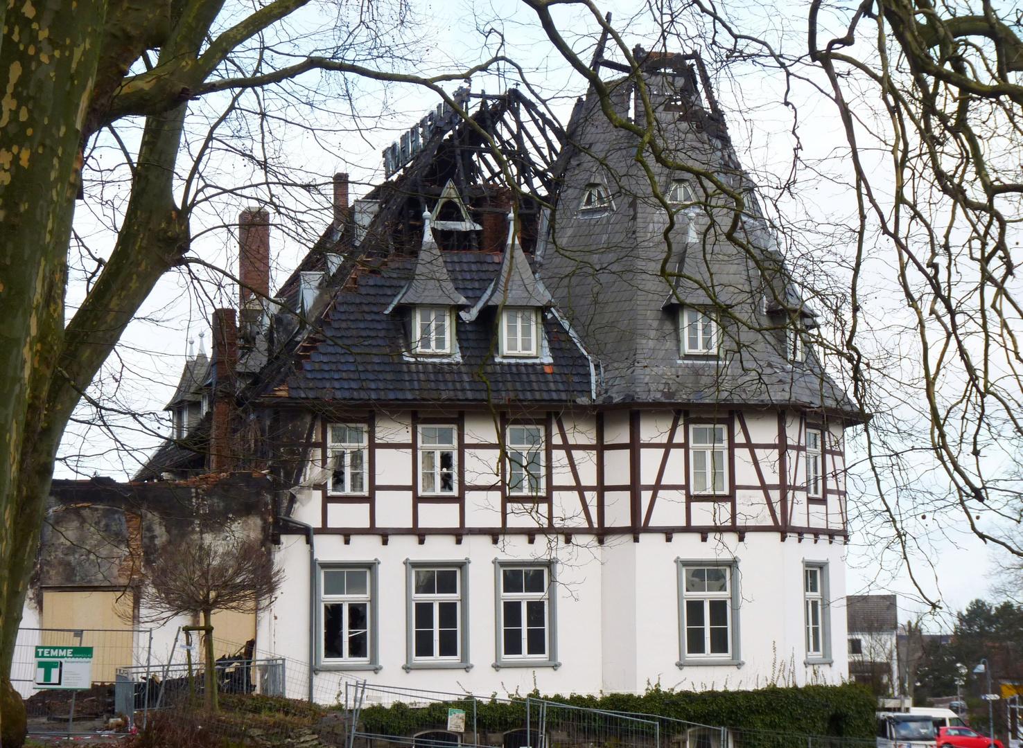 Kaiserhof Südansicht