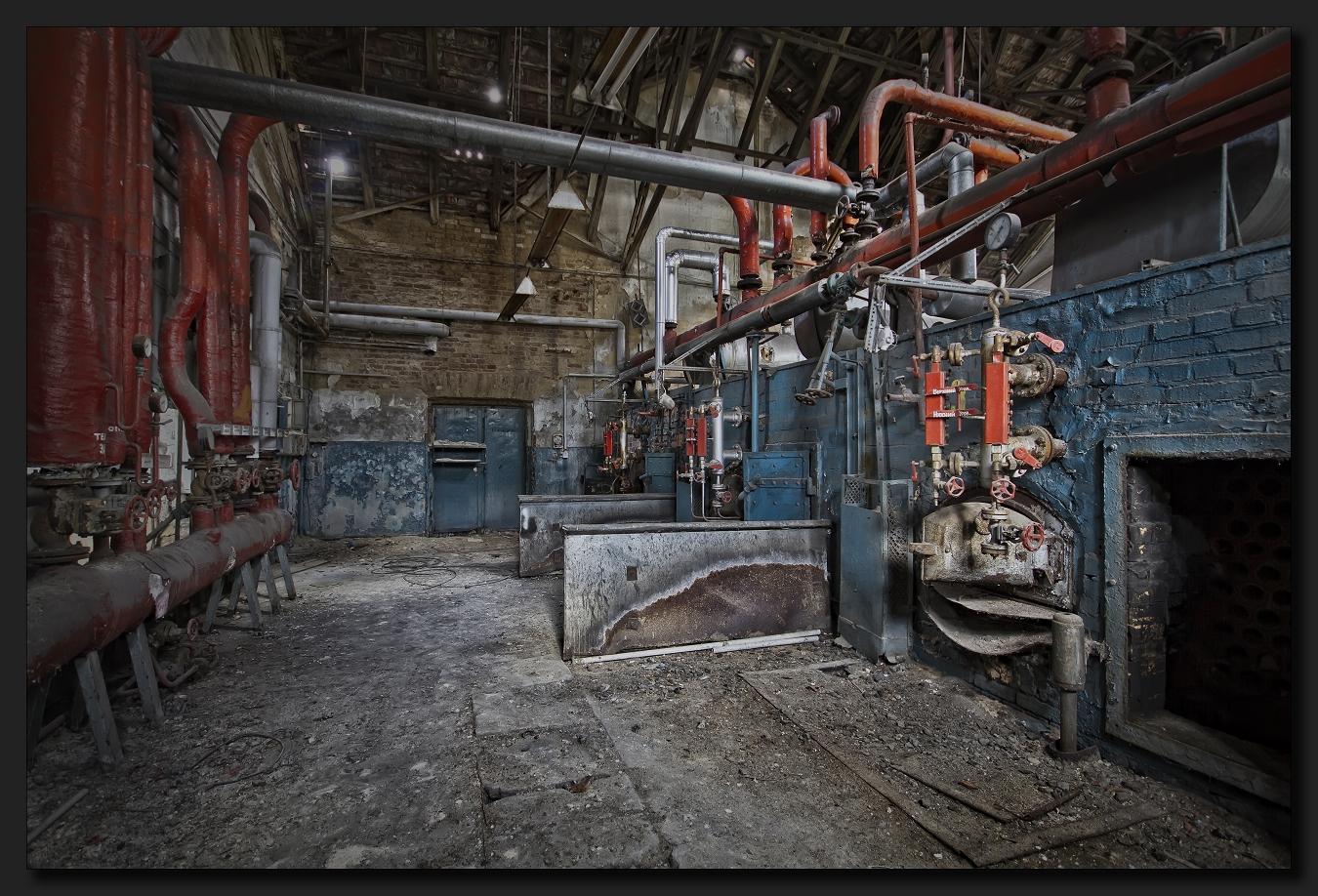Kaiserliches Heizkraftwerk