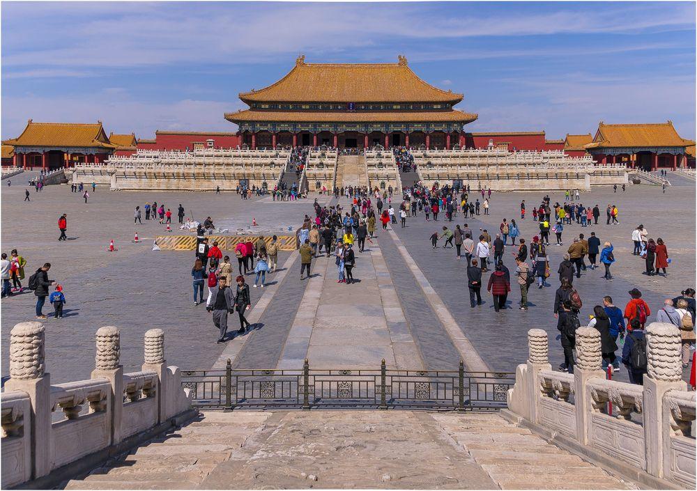 Kaiserpalast (Peking) – Verbotene Stadt 1
