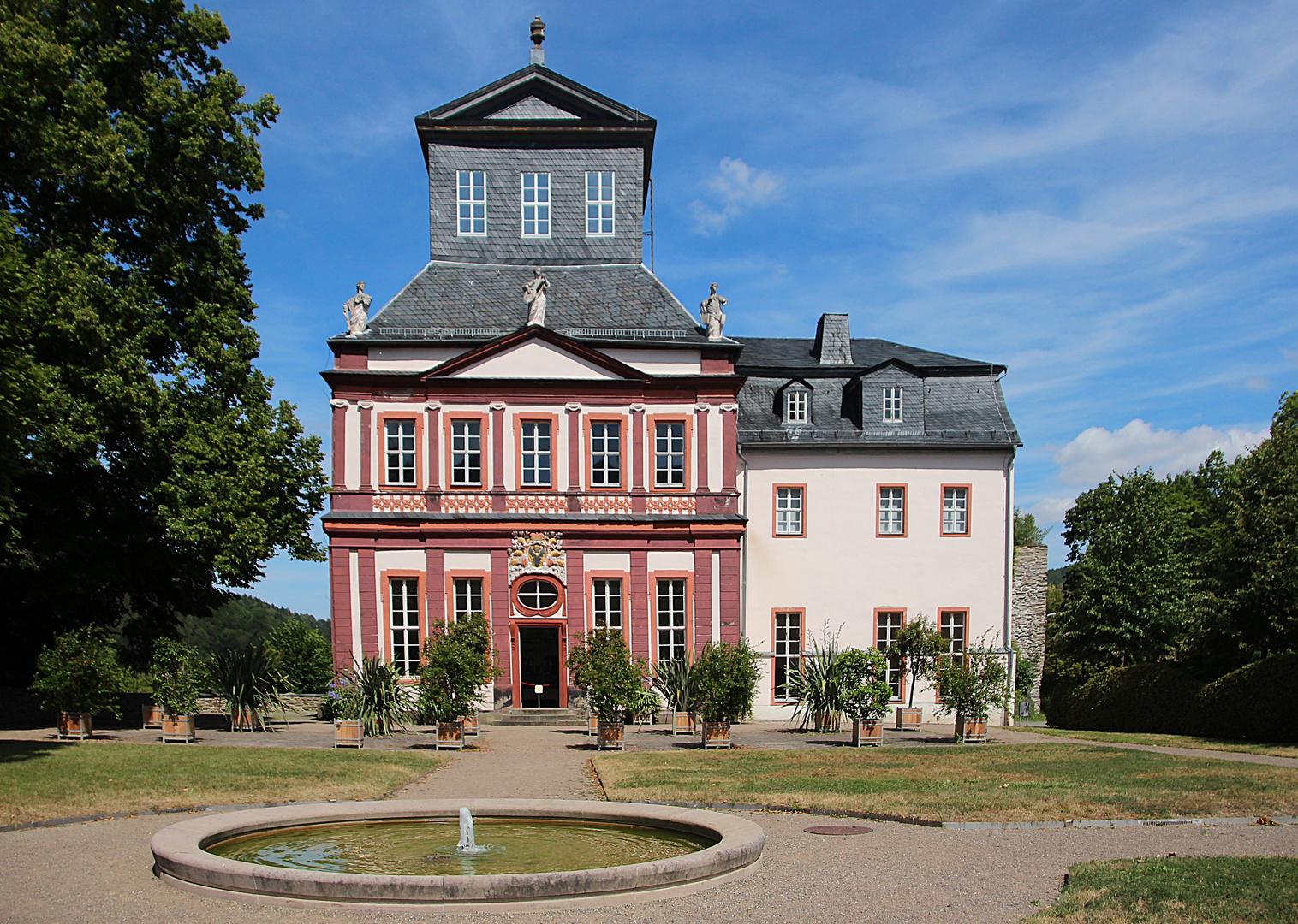Kaisersaal Schloß Schwarzburg
