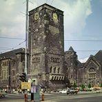 Kaiserschloss in Posen..... Polen 1984 (Dia-Scan)