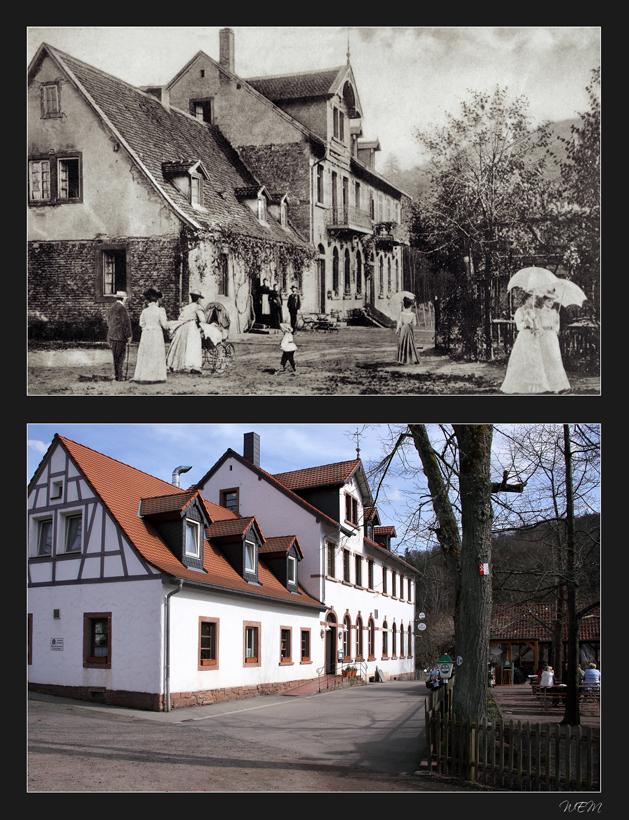 Kaiserslautern einst und heute - Bremerhof