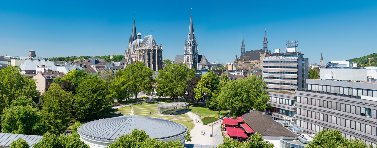 Kaiserstadt Aachen II