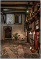 """Kaiserstadt - Goslar """" Weihnachtszauber im Gr. heiligen Kreuz..."""""""