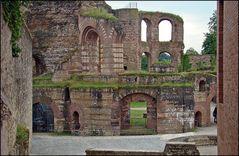Kaiserthermen in Trier