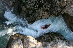 Kajak fahren heißt Wasser erleben