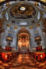Kajetanerkirche Salzburg