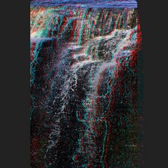 Kakabeka Falls 3-D
