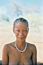 Kalahari Mother
