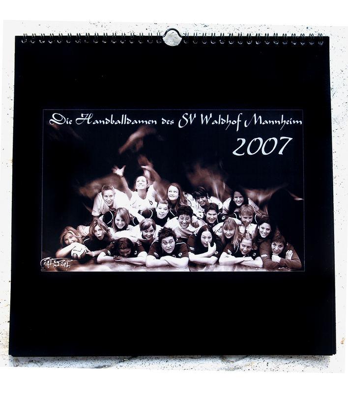 Kalender 2007 ist da