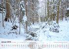 Kalender Thüringer Landschaften 2018 Januar