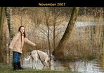 Kalenderblatt für den Monat November