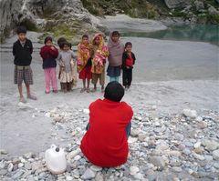 Kali Gandaki Nepali-TV. Erste Episode
