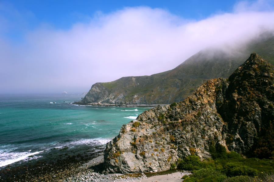 Kalifornien am Morgen