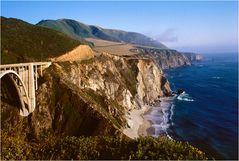 Kalifornische Küste