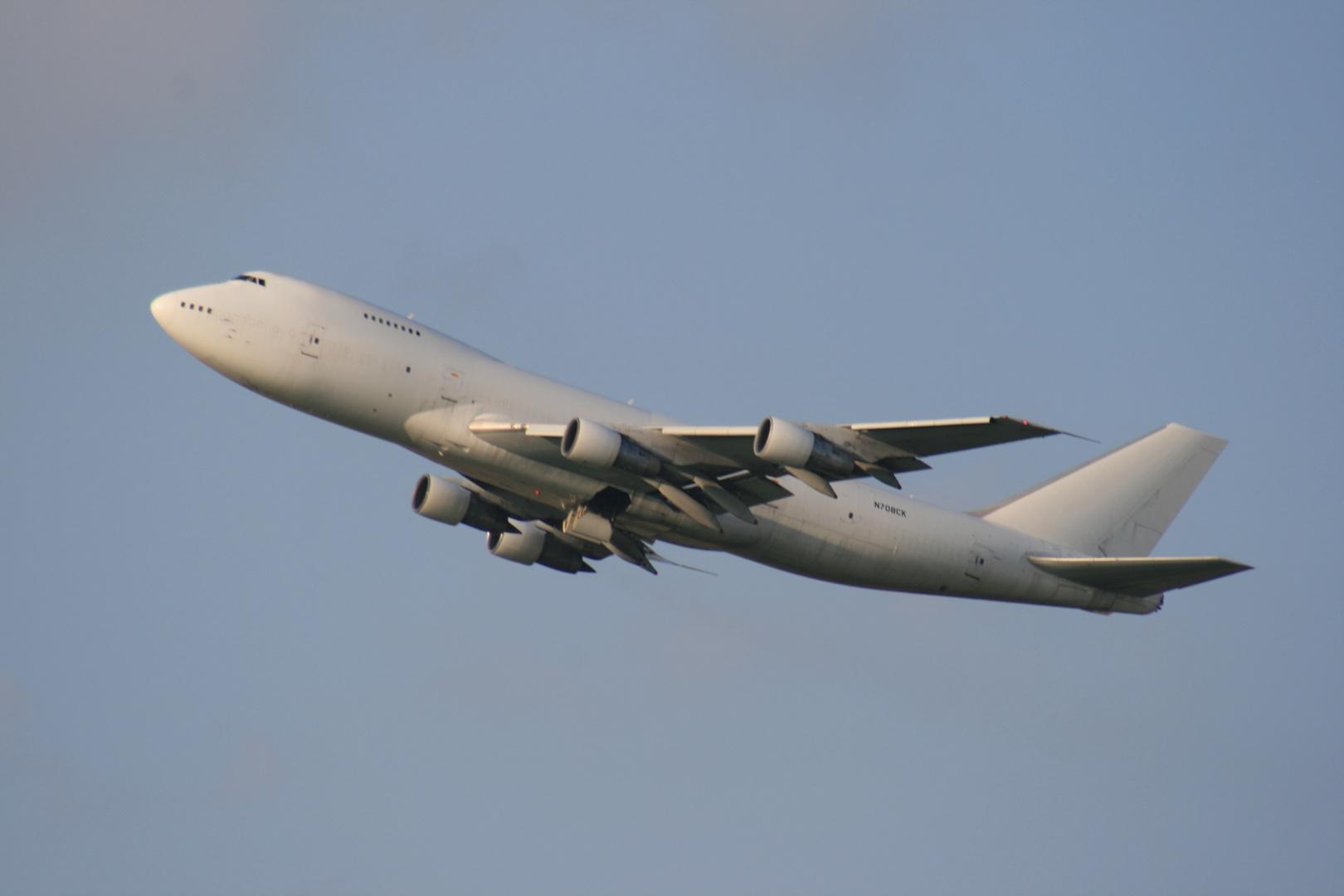Kalitta Air Boeing 747-200F N7408CK