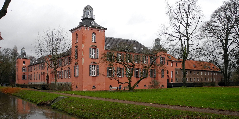 Kalkumer Schloss in Düsseldorf