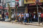 Kalkutta - Der Zirkus ist in der Stadt