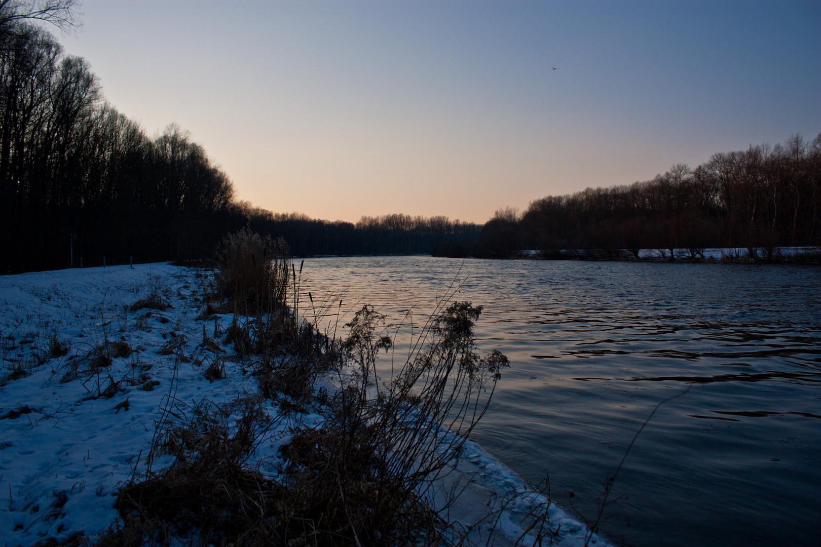 Kalte Donau