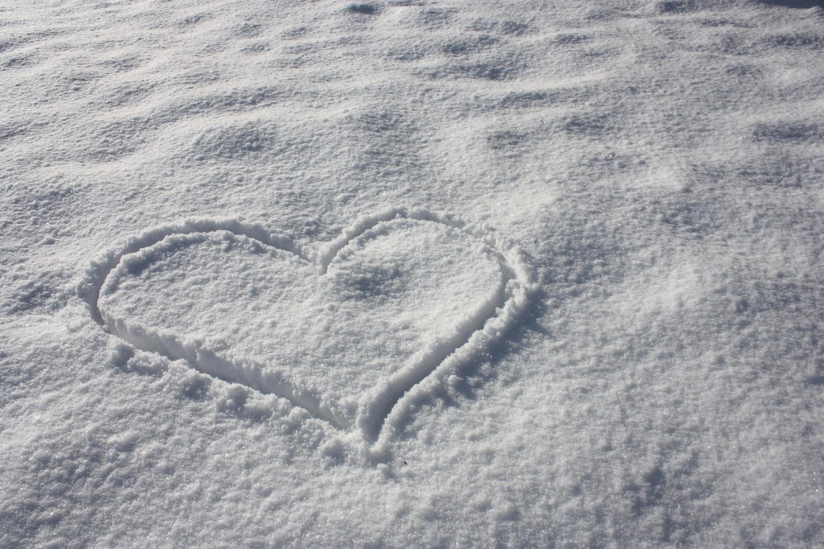 Kalte Hände, heiße Liebe Foto & Bild | jahreszeiten