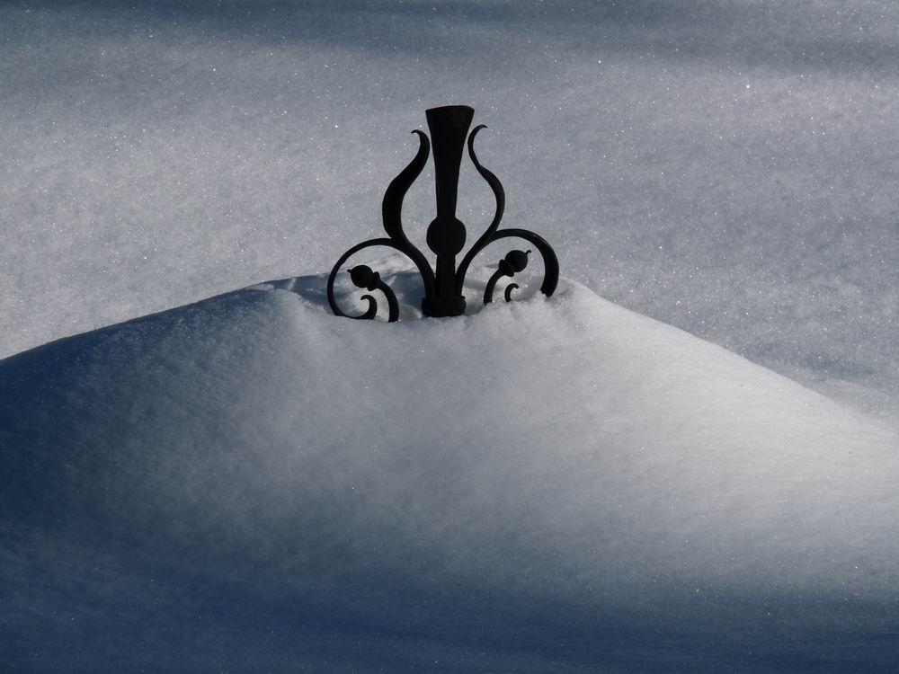 Kalte Stille