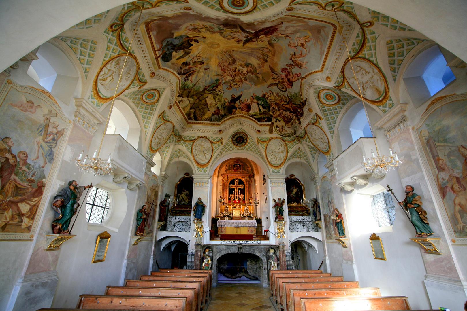 kalvarienbergkirche ,tölz